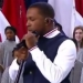 "Watch Leslie Odom Jr. Sing ""America the Beautiful"" at the Super Bowl"