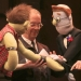 Joel Grey Helps Avenue Q's Rod and Ricky Renew Their Wedding Vows