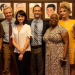 Lillias White and Company of Perfect Picture Meet the Press