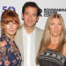 Stars of Broadway's Old Times Clive Owen, Kelly Reilly, and Eve Best Meet the Press
