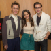 Rocky Horror's Reeve Carney, Victoria Justice, and Ryan McCartan Meet the Press