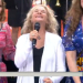 Carole King Performs With Beautiful's Leading Ladies on the Today Show