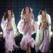 Get a Sneak Peek at The Cher Show's Trio of Stars