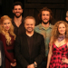 Cast of Desperate Measures Performs For the Press