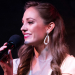 Laura Osnes and Ted Sperling With Ryan Silverman at the Café Carlyle