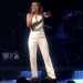 """Samantha Barks and Bryan Adams Perform """"I Can't Go Back"""" From Pretty Woman"""