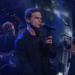 Michael C. Hall Sings the Title Song From Lazarus for Colbert