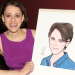 Fun Home's Judy Kuhn Gets a Sardi's Caricature