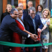 Matthew Broderick Cuts Ribbon on Irish Repertory Theatre's Newly Renovated Auditorium