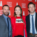 Ted Danson, Will Forte, Olivia Wilde, and More Celebrate Atlantic Theater Company