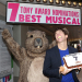 Lucky 7! Andy Karl and Groundhog Day Toast Their Tony Nominations