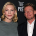 Cate Blanchett and Richard Roxburgh Make Broadway Debuts in The Present