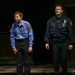 Cast of Lobby Hero Take First Bows in Second Stage's Inaugural Broadway Production