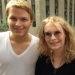 Love Letters Stars Brian Dennehy and Mia Farrow Meet Up With Ronan Farrow at The Today Show