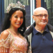 Musician Phil Collins Goes Backstage at Aladdin on Broadway