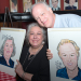 Reed Birney and Jayne Houdyshell Receive Sardi's Caricatures