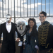 Phantom of the Opera Stars Light the Empire State Building for 30th Anniversary