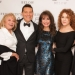 Bernadette Peters, Elaine Paige, and More Visit Michael Feinstein After Concert