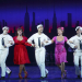 Ahoy! On the Town Docks at the Lyric Theatre Tonight