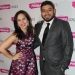 Annie Dow and Eddie Martinez Celebrate Opening Night of Fade