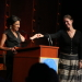 Julie Taymor Honors Kathryn Hunter at the Theatre for a New Audience Gala