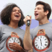 Stars from Wicked, Groundhog Day, Phantom at Broadway in Bryant Park