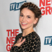 Sutton Foster Celebrates Her Opening Night in Sweet Charity