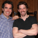 Brian d'Arcy James, Christian Borle, and Stars of Something Rotten! Record Cast Album