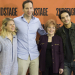 Celia Keenan-Bolger and Stars of A Parallelogram Meet the Press