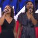 "Hamilton's Original Schuyler Sisters Sing ""America the Beautiful"" at Super Bowl"