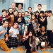 EXCLUSIVE: The Kids of Broadway's School of Rock Visit Shear Madness