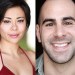 Angel Desai and Greg Vrostros to Star in Frankie and Johnny in the Clair de Lune