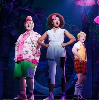 <em>The SpongeBob Musical</em> to Receive Cast Album