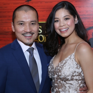 Eva Noblezada, Rachelle Ann Go, and More Celebrate Opening Night of <em>Miss Saigon</em>