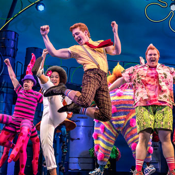 <em>SpongeBob SquarePants</em> Will End Its Broadway Run