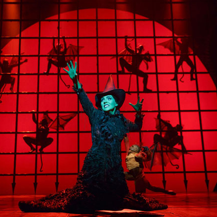 <em>Wicked</em> Set to Become 6th-Longest-Running Broadway Show Tonight