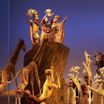 <em>The Lion King</em> Celebrates 8,000 Broadway Performances
