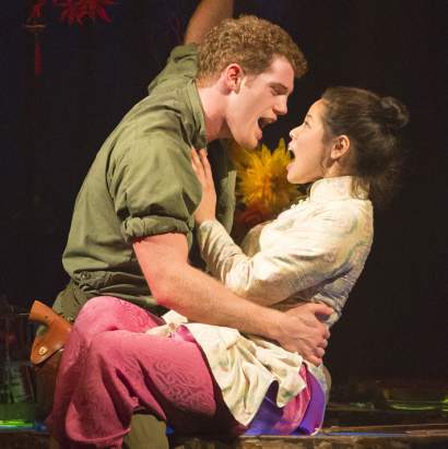 The Helicopter Lands as Miss Saigon Opens on Broadway Tonight