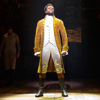 Michael Luwoye Will Be the Next <em>Hamilton</em> on Broadway