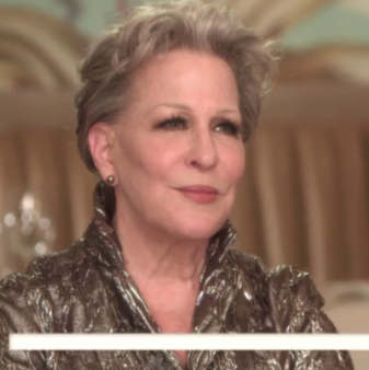Watch Bette Midler Talk <em>Hello, Dolly!</em> and <em>The Divine Miss M</em> on <em>Sunday Today</em>