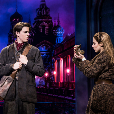 Anastasia Is Set for a Fairy Tale Broadway Opening