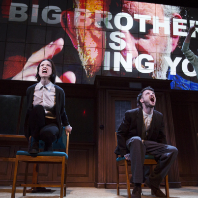 Broadway's 1984 Sets Age Restriction Policy