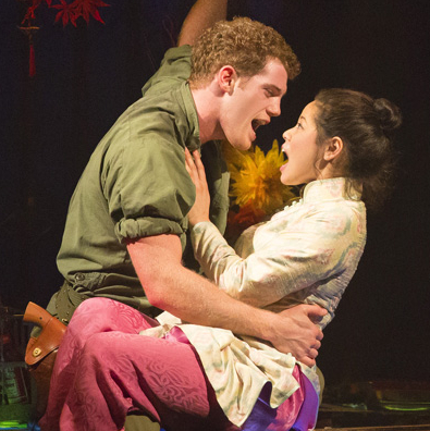 <em>Miss Saigon</em> Finds Its Broadway Chris