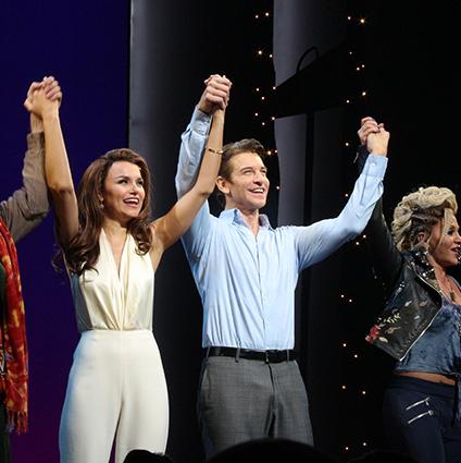 A Pretty Fabulous Opening for Samantha Barks, Andy Karl, Orfeh, and Pretty Woman