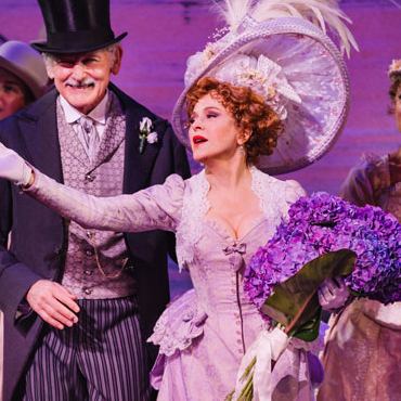 Bernadette Peters Bids Farewell to Hello, Dolly!