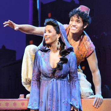 <em>Aladdin</em> Announces North American Tour