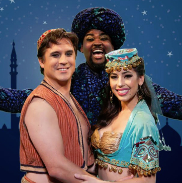 Dual-Language Aladdin Extends at CASA 0101 Theater