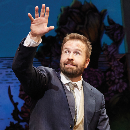 <em>Finding Neverland</em> Will Fly Away From Broadway