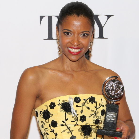 Renée Elise Goldsberry Wins a Tony for Playing <em>Hamilton</em>'s Angelica Schuyler