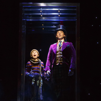 Charlie and the Chocolate Factory Set to Open